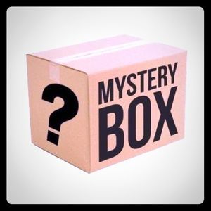 This mystery box will be a great Christmas gift